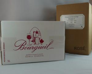 Cuvée Rosé - Earl eric ploquin - AOC Bourgueil